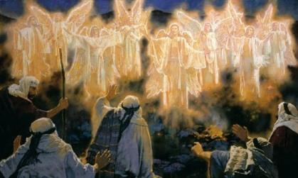 shepherds&angels